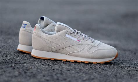 Classic Leather by Kendrick Lamar X Reebok Classic Leather Highsnobiety
