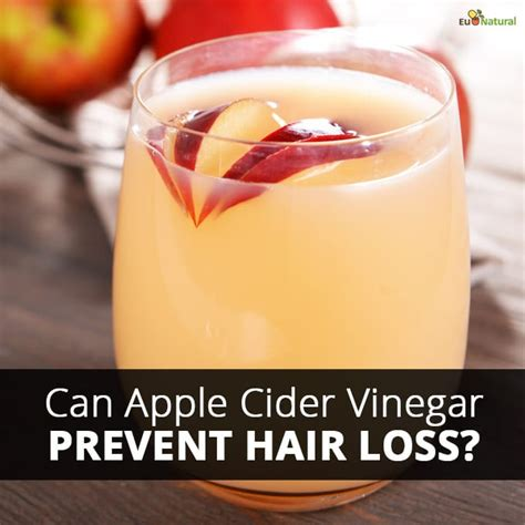 apple vinegar for hair loss can apple cider vinegar prevent hair loss