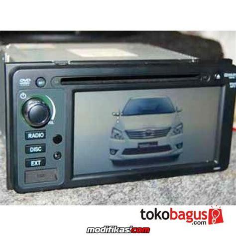 Unit Din Oem Mobil Toyota Daihatsu Terios Gps baru unit innova diesel at 2013 original oem
