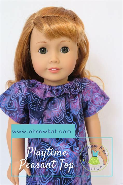 pattern kat dress 520 best 18 inch 14 5 inch 6 inch doll clothes