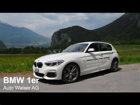 Bmw 1er F20 Codieren by Bmw Idrive 1er F20 Review Hd Doovi
