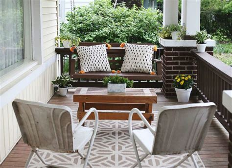 front porch seating arrangement front porch ideas 9