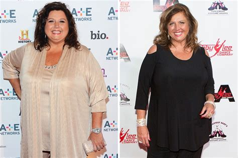 abby lee miller weight incredible celeb weight transformations