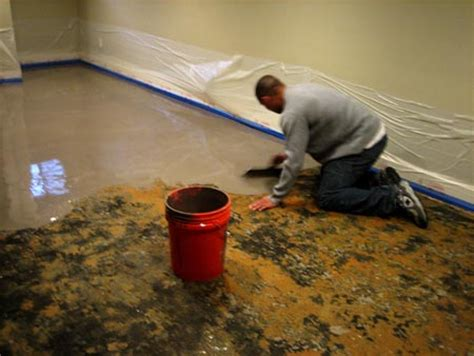 Removing Carpet Adhesive From Concrete Floor by How To Remove Carpet Glue From Concrete