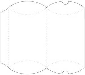 pillow box template pillow box template cake ideas and designs