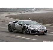 2015 Lamborghini Hurac&225n Gallardo Replacement Spy Shots