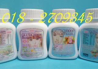 Gluta 200k Botox Filler sweet ilani stores gluta 200k botox filler murah jer
