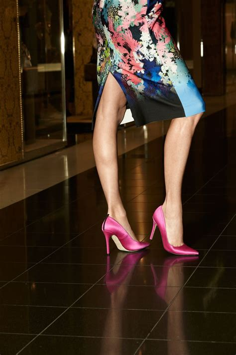 Faith Lew Satin Peep Toes by 1027 Best Images About Shoes On Salvatore