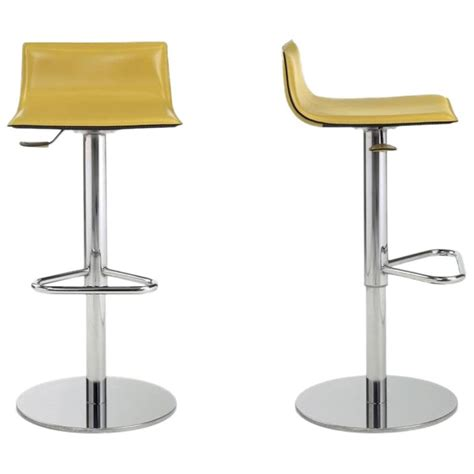 fancy leather bar stools designer italian bar stools leather with adjustable seat
