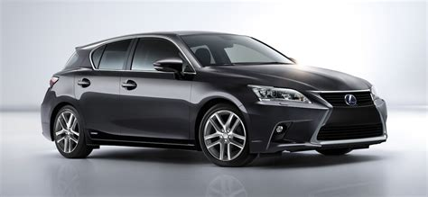 max bmw ct lexus ct200h facelifted hybrid hatchback unveiled in