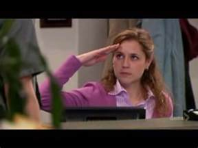 pam beesly quotes office quotesgram