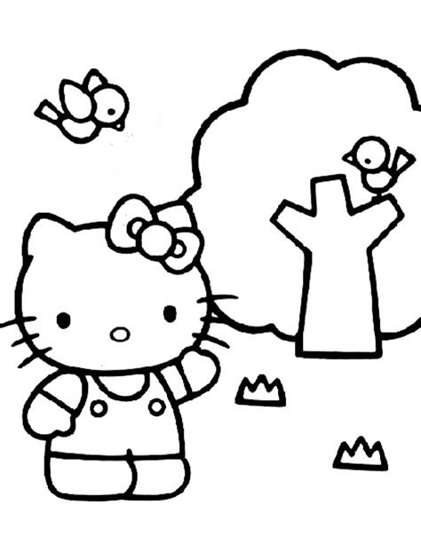 baby hello kitty coloring sheets coloring pages