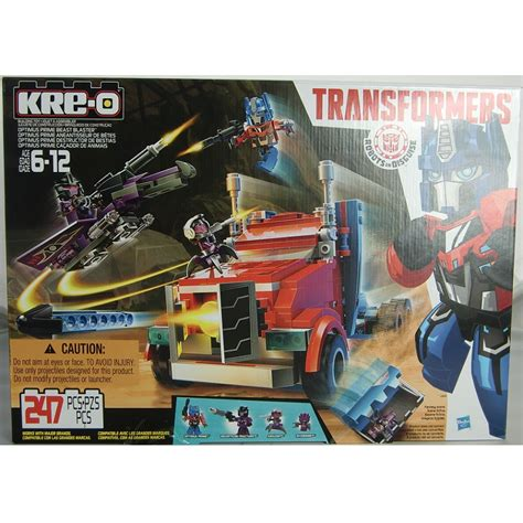 Transformer Set Robots In Disguise Kre O Sets In Package Images