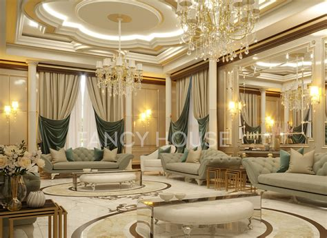 fancy house interior villa interior design in dubai uae fancy house