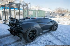 What Are Lamborghinis Made Out Of 2m Lamborghini Made Out Of A Volvo With Only 15000