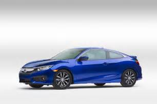 Honda Civic Coupe New 2016 Honda Civic Coupe Revealed Ahead Of La Auto Show