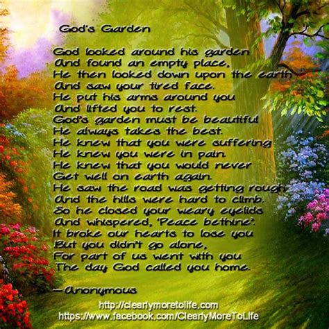 garden poems and quotes quotesgram