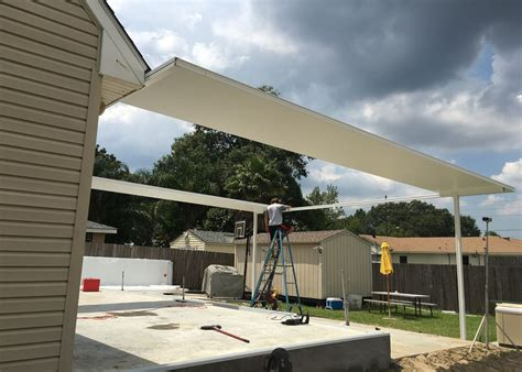 Patio Covers New Orleans Gallery Exterior Home Improvement Contractors In New