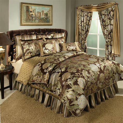 Brown Duvet Set Wonderland By Austin Horn Luxury Bedding