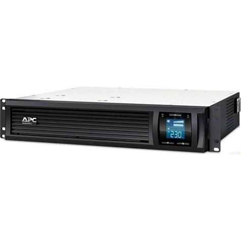 Apc Smart Ups 3000va Lcd 230v Smc3000i onduleur line interactive apc smart ups c 3000va lcd 230v rackable 2u iris ma maroc
