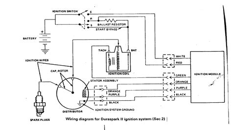 magneto ignition system wiring diagram  wiring diagram  ignition switch lawn mower