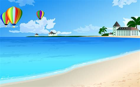 wallpaper cartoon beach cartoon beach wallpaper cartoon images clipart