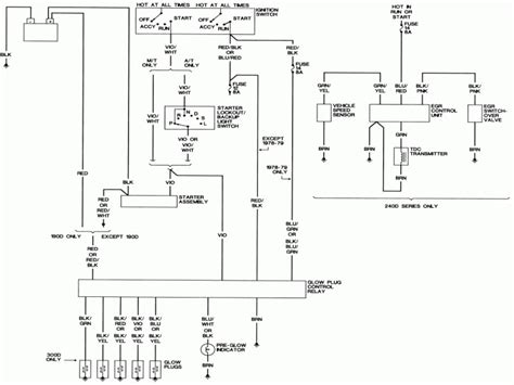 1984 Mercedes 300sd Fuse Box Diagram Wiring Forums