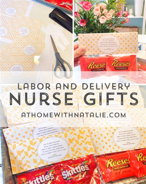 labor delivery gifts diy printable at home