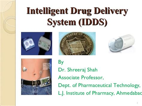 intelligent delivery system