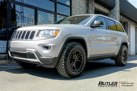 jeep grand wheels jeep grand with 20in fuel recoil wheels