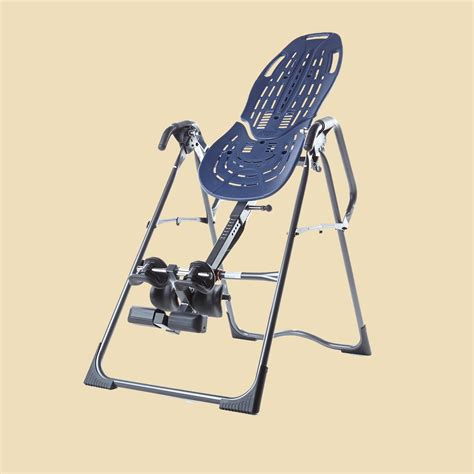 inversion bed teeter hang ups ep 860 inversion table with flexible comfortrak bed new ebay