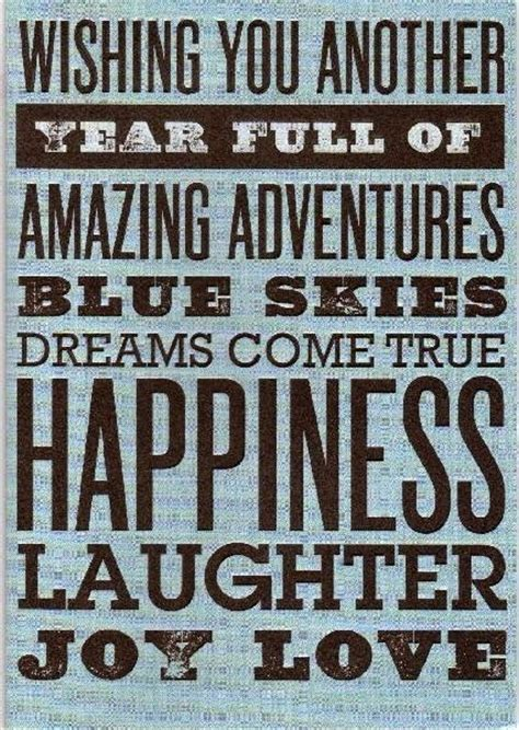Birthday Quotes For Guys Two Men And A Little Farm March 2015