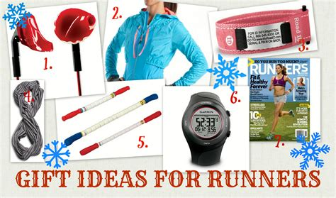gift ideas for runners frolic through life