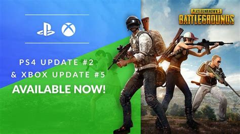 pubg xbox update march pubg update for ps4 and xbox mode new
