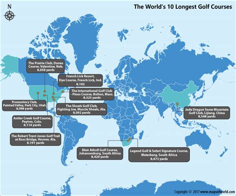 map world golf check out the 10 golf courses in the world our world