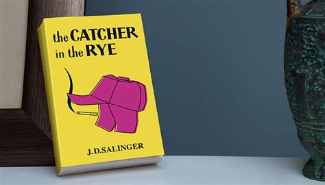 themes in the catcher in the rye jd salinger the talking books that defined each decade rnib