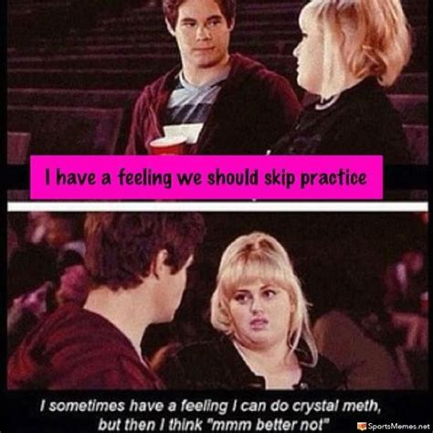 Pitch Perfect Meme - swimming memes cute sayings pinterest swimming memes