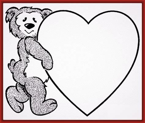 imagenes de corazones simples dibujo de un corazon para colorear bonito fotos de corazones