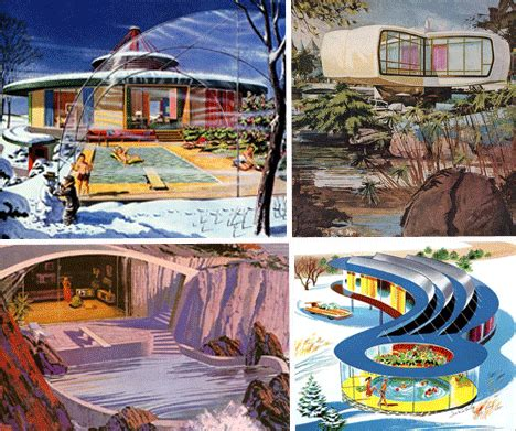 retro homes the retro future is here houses beyond the year 2000
