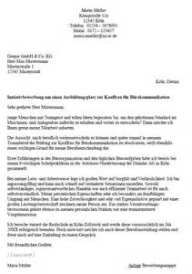 Bewerbungsschreiben Ausbildung Kauffrau Im Gesundheitswesen Bewerbung Kaufmann Frau F 252 R B 252 Rokommunikation Ausbildung Sofort