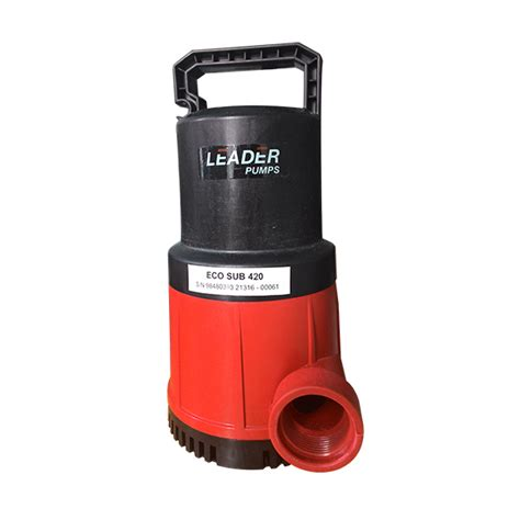 Pompa Air Celup Leader Drain It pompa celup leader ecosub 420