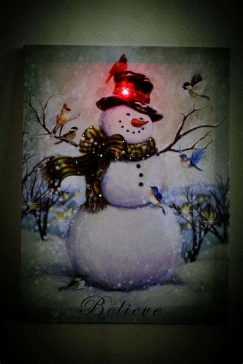 lighted christmas canvas art 2017 2018 christmas pic of the day page 69 merry