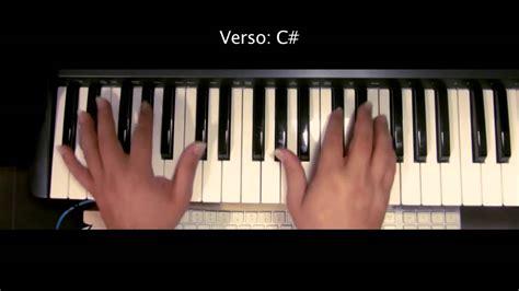 tutorial piano nada es imposible no hay nada imposible new wine piano youtube