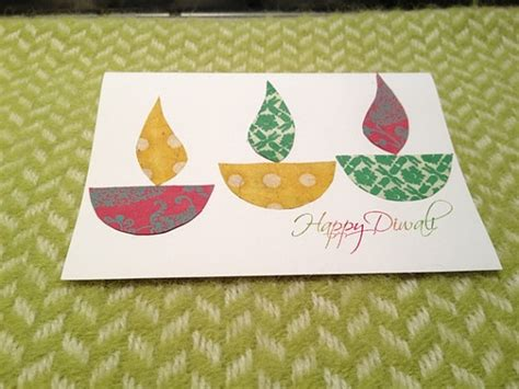 how to make diwali card diwali greeting card ideas family net