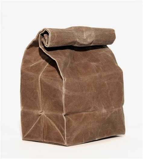 Canvas Lunch Bag waxed canvas lunch bag bags ps and canvases
