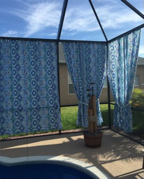 outdoor curtain tracks 26 best images about curtains for outdoor use on pinterest summer porch screens and outdoor beds