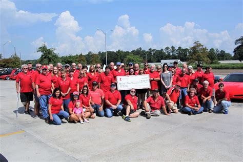 St Jude Home Giveaway 2017 Baton Rouge - corvette club races past goal for st jude donation mid city theadvocate com