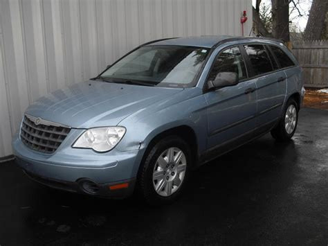2008 Chrysler Pacifica For Sale by Chrysler Pacifica For Sale In Hudson Nh Carsforsale