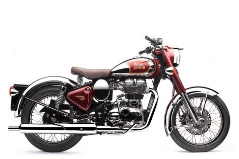 Motorräder Im Classic Look by Alle Aktuellen Royal Enfield Modelle 2018