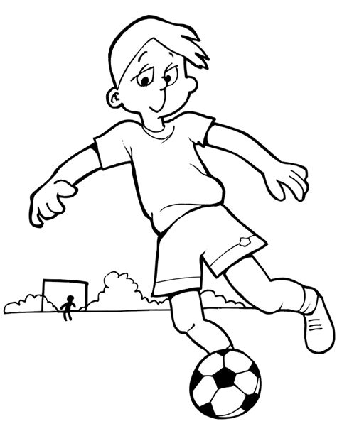 soccer coloring pages free printables for kids